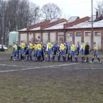 Przywitanie drużyn
