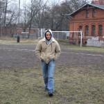 Kontuzjowany Marcin